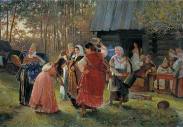 История русской бани