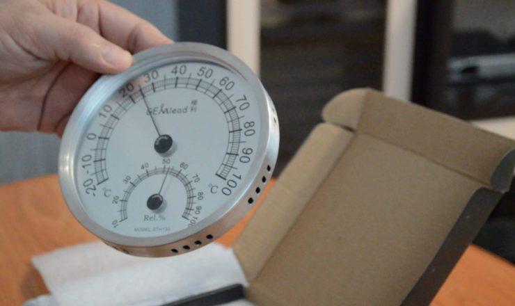 Термометр, барометр, гигрометр для саун и бань