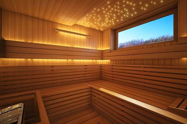 Вентиляция и освещение саун и бань