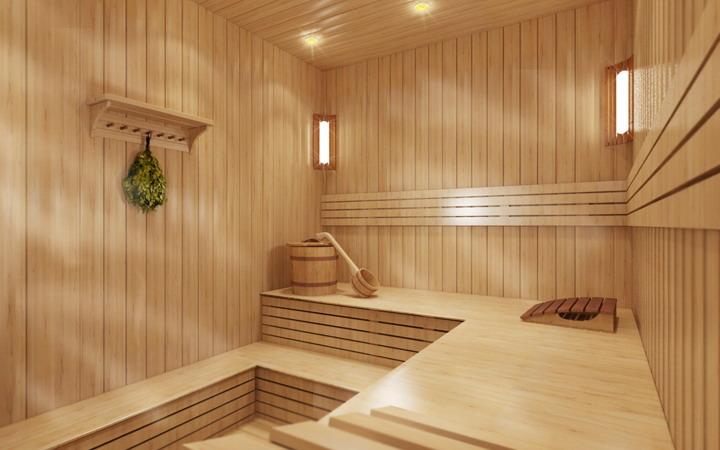 Суховоздушные бани